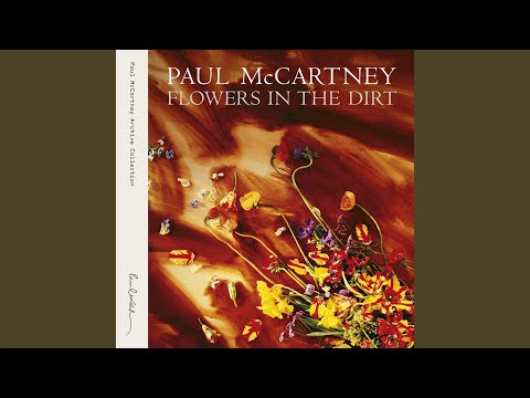Paul McCartney and Wings Flowers In The Dirt - EX UK box