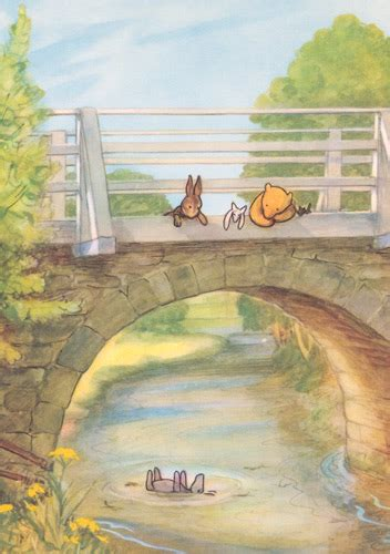 Antique Prints of Winnie the Pooh and Friends, Classic Pooh