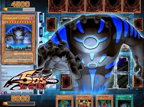 YuGiOh! 5D's - Power of Chaos - Earthbound Immortals