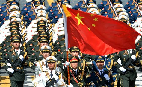 China's military and maritime muscle - Policy Forum