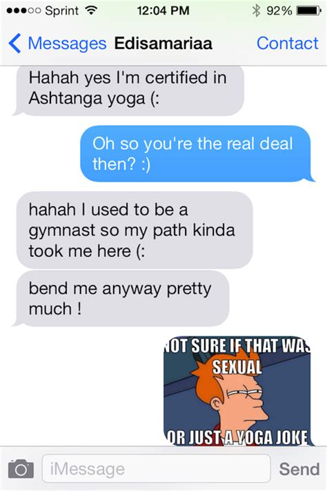 19 People Who Absolutely Nailed Flirting by Text