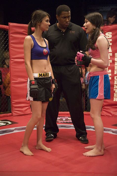 Victoria Justice - iCarly : iFight Shelby Marx (2) - ☆Favorite Celebrity Pictures☆