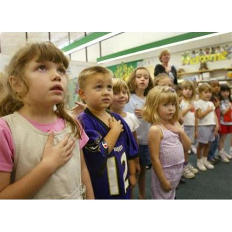 Easy Explanation of the Pledge of Allegiance for Kids
