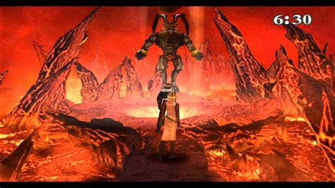 Final Fantasy VIII (PC/Steam) - Battle With Ifrit w/HD